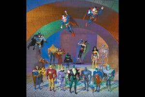 About 'Justice League Unlimited'