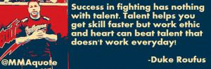 Quotes Work Ethic ~ Motivational Quotes: Duke Roufus on work ethic ...