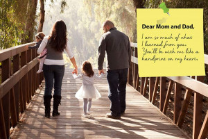 Top 10 Beautiful Thank You Quotes For Parents