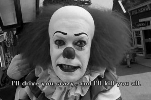 it movie quotes pennywise the clown quotes stephen king