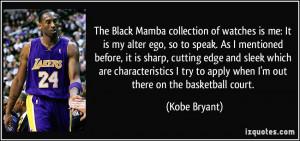 More Kobe Bryant Quotes