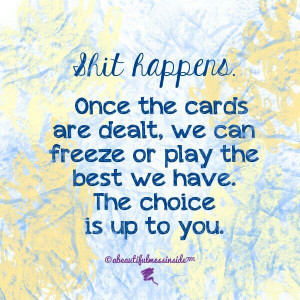 Freeze or play