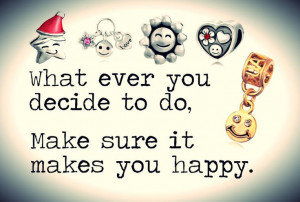 don't worry, be happy! #quotes