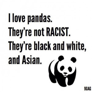 ... . | Flickr: Intercambio de fotosPhotos, Quotes, Geen Racisme, Pandas