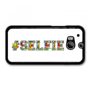 Selfie Quote with Cool Text Peek Effect Cute and Style Design coque ...