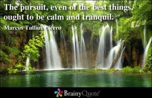 Calm Down Quotes