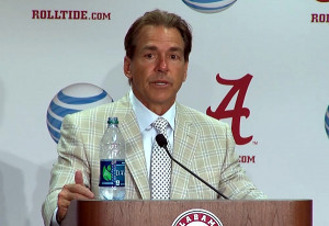 Alabama A-Day: Quotes from Nick Saban and players - ABC 33/40 ...