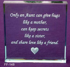Aunt Love Quotes Image