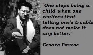 Cesare pavese famous quotes 5