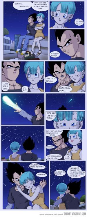 funny Dragon Ball Z rage comic faces
