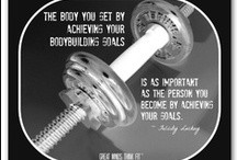 ... Training and Weightlifting Quotes for Motivation / by Great Minds