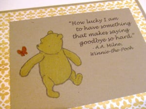 Related: Friendship Quotes , Winnie The Pooh And Piglet Quotes ...