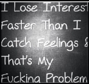 Catching Feelings Quotes Tumblr Catch feelings is what i'm not