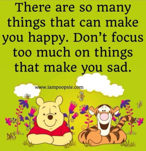 Happiness quote via www.IamPoopsie.com