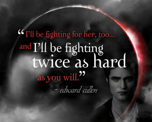 Love Quotes Edward Cullen Twilight