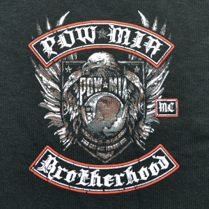 POW/MIA Brotherhood Motorcycle Club T-shirt