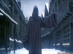 Death a.k.a The Ghost of Christmas Future (A Christmas Carol)