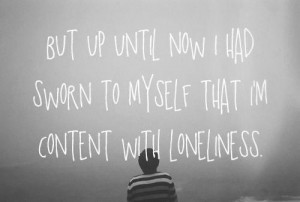 Quotes About Depression And Loneliness 32,082 notes #loneliness