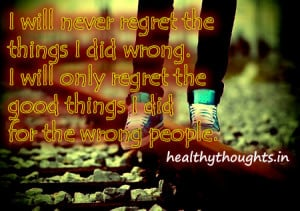 When The Wrong People Leave...