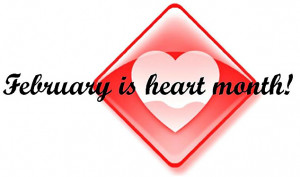February American Heart Association Month