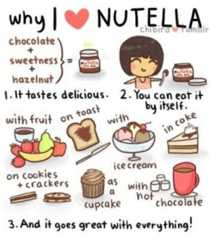 nutella bill giyaman posted 3 years ago to their inspiring quotes and ...