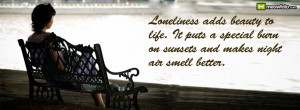 Quotes ›› Loneliness