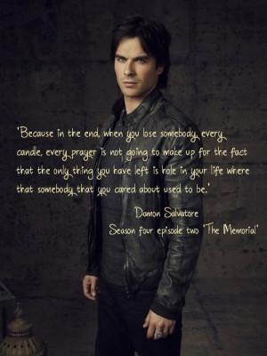 damon salvatore #vampire diaries #vampire diaries quotes