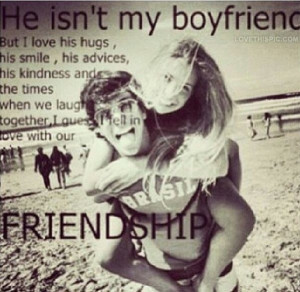 He Is Not My Boyfriend