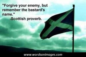 Scottish quotes