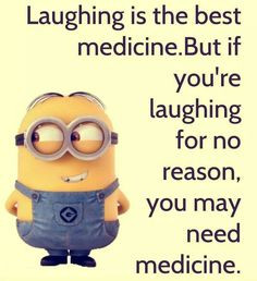 ... funny things laugh minions health quotes funny health diy minions
