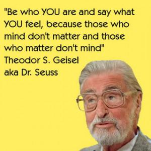 Thread: Happy Birthday Theodor Seuss Geisel