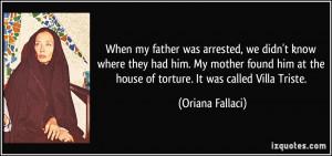 ... not capable of killing a man i wanted to kill a tyrant oriana fallaci