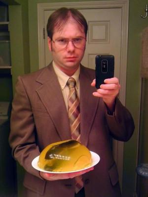 Halloween costume idea: Dwight Schrute