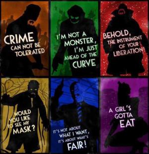 ... Dc Comics, Scarecrows Batman Quotes, Enemies Philosophy, Knights