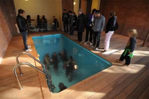 This Pool Won't Let You Swim