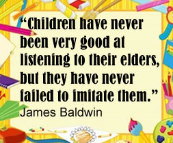 Picture Quotes About children