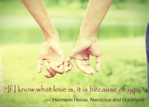 hermann hesse couple quote