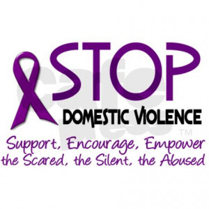 stop_domestic_violence_2_rectangle_sticker.jpg?color=White&height=460 ...