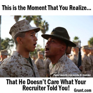 drill sergeant humor - Google Search