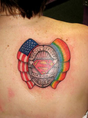 quotes for law enforcement tattoos quotesgram. Black Bedroom Furniture Sets. Home Design Ideas