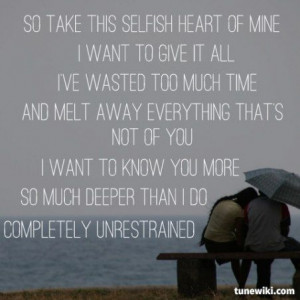 Jeremy Camp - Unrestrained