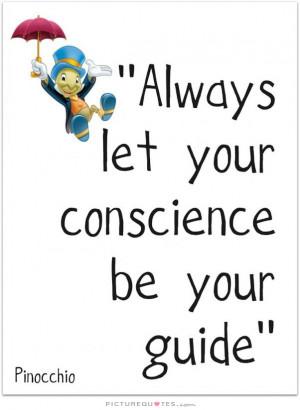 Pinocchio Quotes