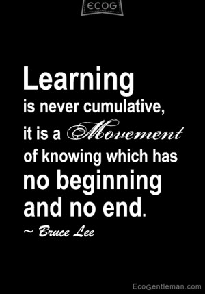 Life Learning Quotes