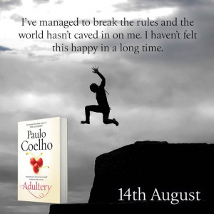 Adultery, Paulo Coelho