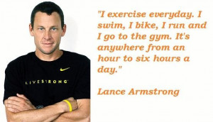 Lance armstrong famous quotes 5