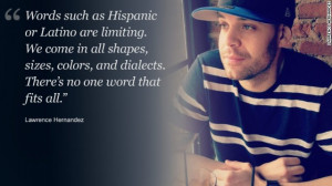 Which is it, Hispanic or Latino?