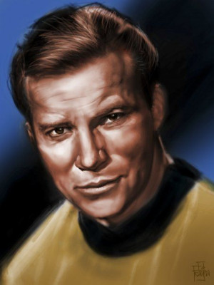 James Tiberius Kirk by Frayna77 on DeviantArt