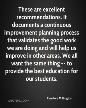Good Work Quotes Validates the good work we