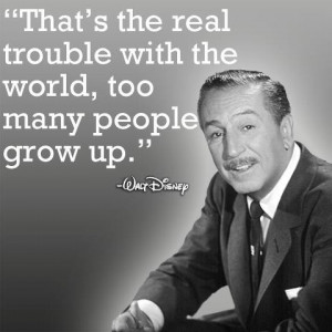 Let's not scare our kids with the urban legend that Walt Disney ...