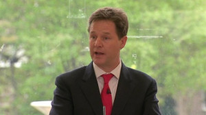 Nick Clegg quoted the Koran to condemn Wednesday's attack at an ...